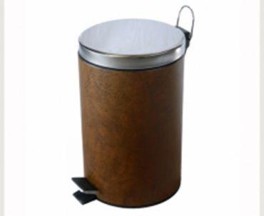 C03AP 皮革腳踏桶(12公升)