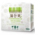 蒲公英 環保抽取式衛生紙(110抽x12包) 6袋/箱