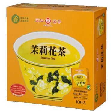 天仁苿莉花茶防潮包 2Gx100包
