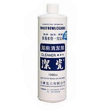 潔瓷 浴廁清潔劑1000cc