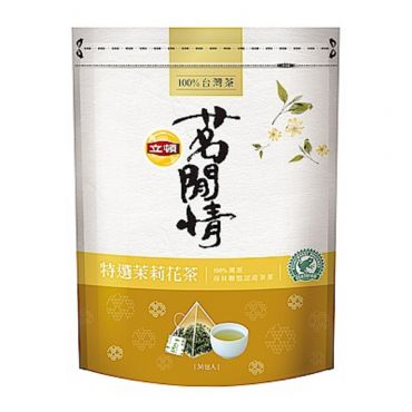立頓茗閒情茉莉花茶2.8G*36入