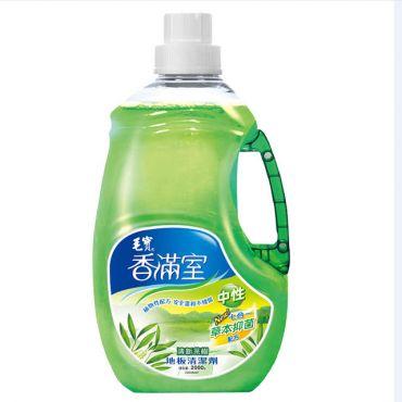 毛寶 香滿室地板清潔劑(清新茶樹 2000g)