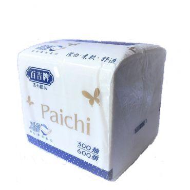 百吉牌 Paichi抽取柔拭紙巾300抽x30包