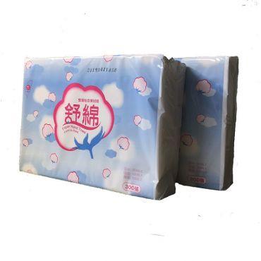 舒綿 雙層貼合擦拭紙(擦手紙)150抽x20包