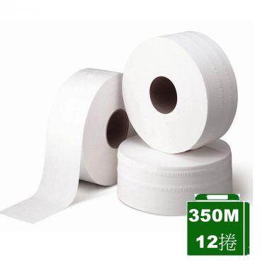 五月花大捲衛生紙(350Mx12捲/箱)