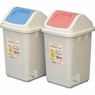 環保媽媽  附蓋垃圾桶 (5L)