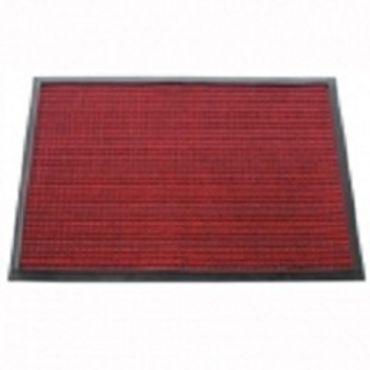 條紋吸水地墊 120*180cm (紅.灰.藍)
