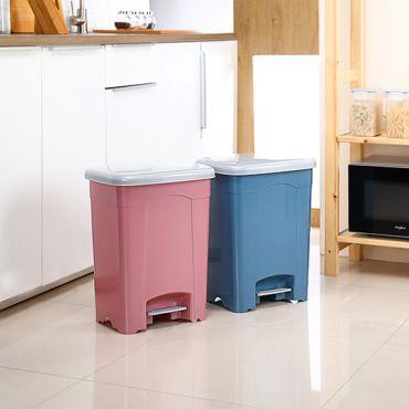 腳踏式垃圾桶(現代) 25L