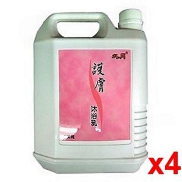 九月 沐浴乳1加侖x4入/箱