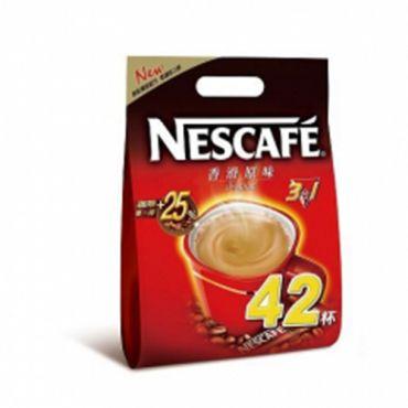 《雀巢》3合1咖啡-濃醇原味15g*42入