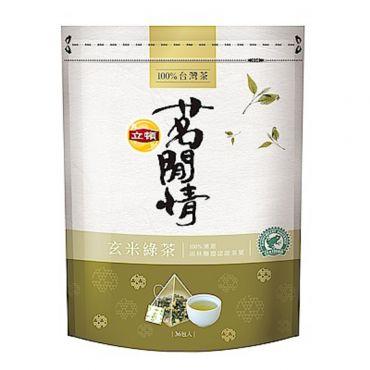 立頓 茗閒情玄米綠茶 2.8g*36入