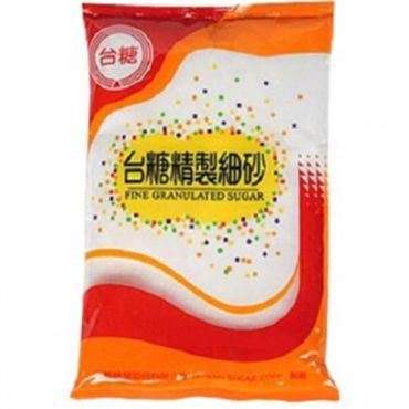 台糖細粒砂糖 2kg/包