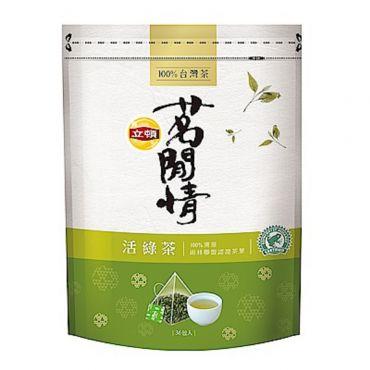 立頓茗閒情活綠茶 2.8Gx36入