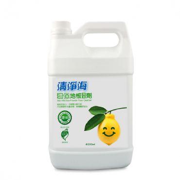 清淨海 環保地板清潔劑4000ml*4入
