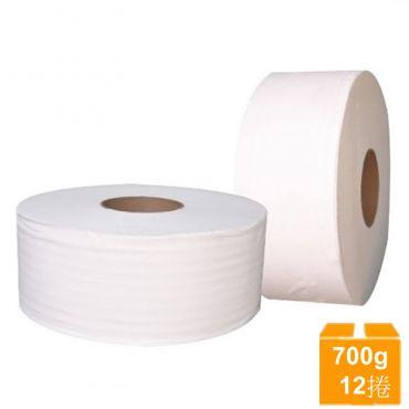 卡柔 大捲筒衛生紙700gX12捲