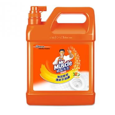 威猛先生潔廁劑-柑橘清香(1加侖)
